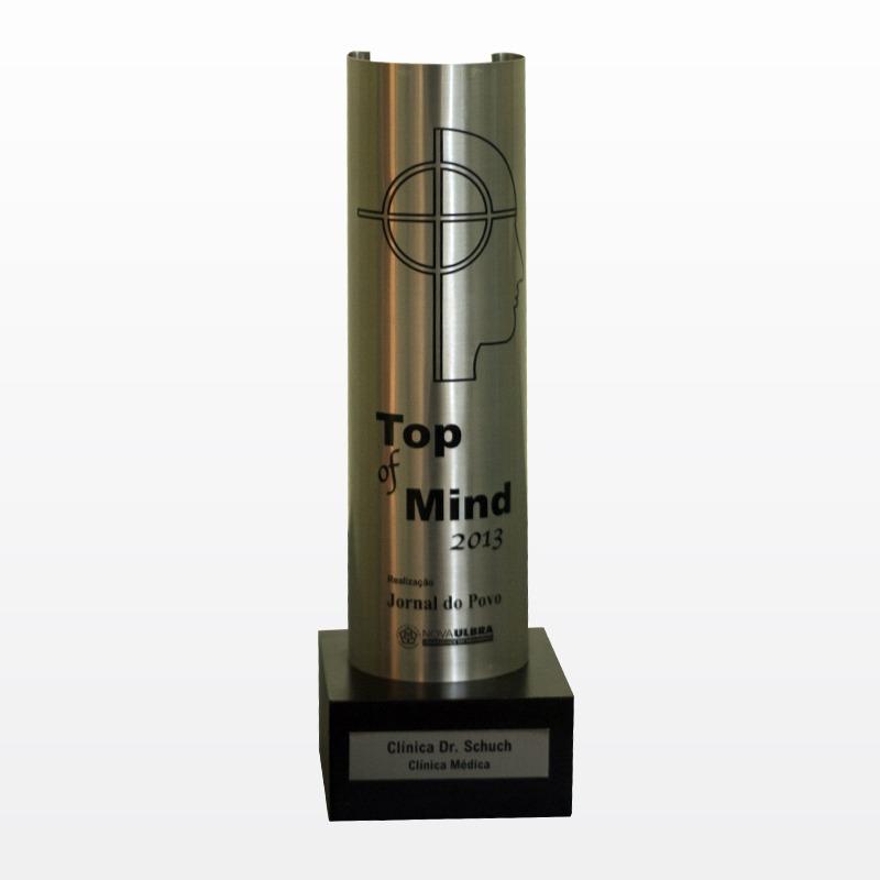 Vencedor do Prêmio Top Of Mind 2013