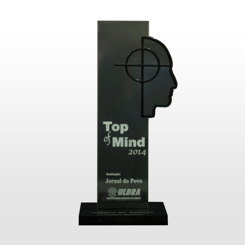 Vencedor do Prêmio Top Of Mind 2014