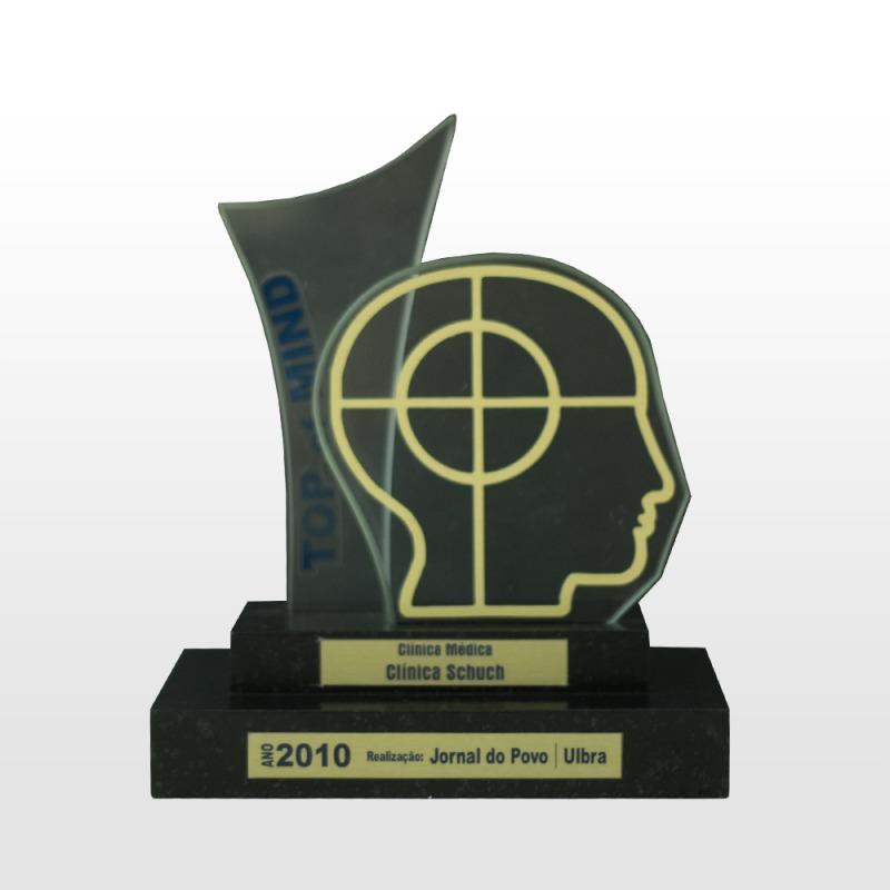 Vencedor do Prêmio Top Of Mind 2010