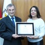 Ampliar a imagem - José Alberto Schuch é Cidadão Honorário de Cachoeira do Sul - 2015