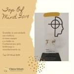 Ampliar a imagem - Vencedor do Prêmio Top Of Mind 2019