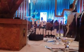 Vencedor do Prêmio Top Of Mind 2015