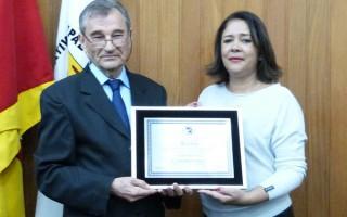 José Alberto Schuch é Cidadão Honorário de Cachoeira do Sul
