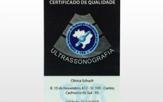 Conquista do Selo de Qualidade do Colégio Brasileiro de Radiologia – CBR
