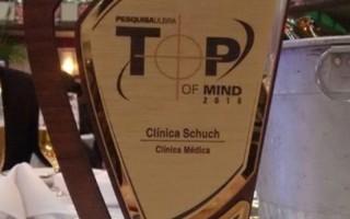 Vencedor do Prêmio Top Of Mind 2018
